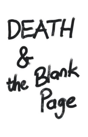 Death and the Blank Page by Thuaners