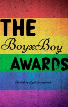 BoyxBoy Awards by Get_Recognised