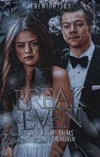 Breakeven | hs FROZEN by The_NightSky