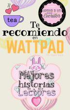 Te recomiendo en wattpad by SaylaTrack