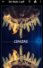 Cenizas by Rociorodriguezarjona