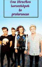 One Direction horoszkópok és preferences  by directioner_zorca
