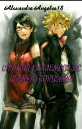{borusara}    NUESTRO AMOR by AlexandraAngeles18