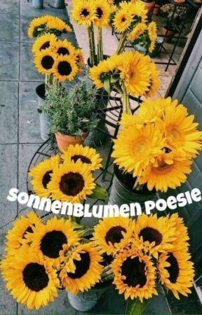 Sonnenblumen Poesie by nightmarebird