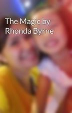 The Magic by Rhonda Byrne by polchie08