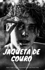Jaqueta De Couro by KamillaBaarbosa