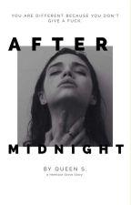 After Midnight - Roman Godfrey by BloodyAppleQueen