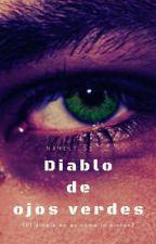 Diablo de ojos verdes by Nayeli_S5