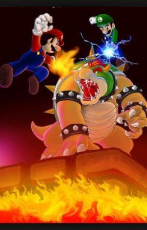 Super Mario Bros Chapter 3 Bowsers Castle Wattpad