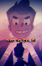 when the lights fall (a camp camp fanfiction) by TheStorywriterGirl
