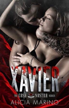 Xavier by AliciaMarino