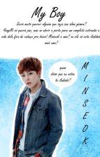 °My Boy°Kim Minseok° by Xiao_LuZinha_TiaLu