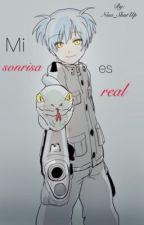 Mi sonrisa es real by Nisa_ShutUp