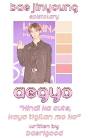 aegyo ❣ jinyoung by biastethic