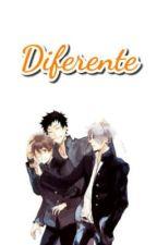 Diferente [Omegaverse]  by YueChan083