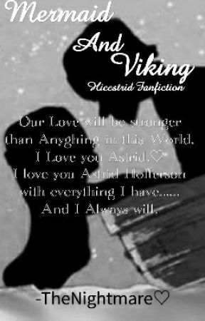 Mermaid and Viking - Hiccstrid Fanfiction by TheHiccstridLover33