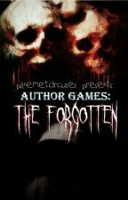 Author Games: The Forgotten by PanemEtCircuses