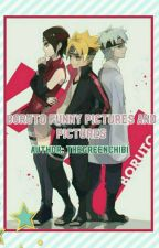 Boruto Funny Pictures..and Pictures by TheGreenChibi