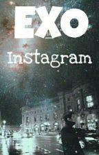 Fake Instagram ~Exo by Radita17