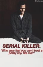 SERIAL KILLER.  ~ ROMAN GODFREY (aka BILL SKARSGÅRD) by heyyitsemy