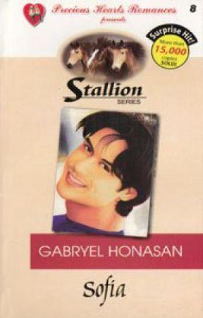 Stallion Series 8: Gabryel Honasan Complete (Unedited Version) by sofia_jade6
