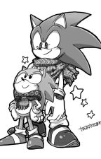 SONADOW : Trouble with Brother by MephyChan