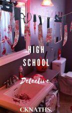 High School Detective. by cintakm