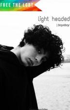 light headed   boyxboy by STARRYBLEACH