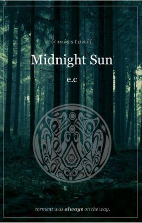 Midnight Sun ❖ (Embry Call - The Twilight Saga) by misstonii