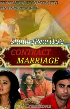 Contract Marriage (Completed)✔ by ShiningPearl16