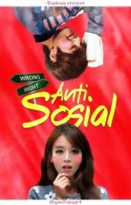 anti-social • kim taehyung [completed] by -Baekcon