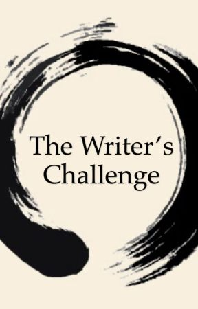 Writer's Challenge  by the_witt