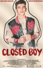 Closed Boy {bhg} by eleninhatavares
