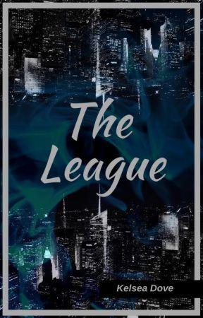 The League by Kelsea_Dove