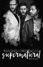 ⅈmagines e ℙreferências Supernatural by izukugou