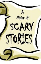 Scary Stories by KristineMaeNarciso