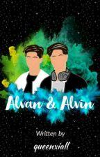 Alvan & Alvin  by queenxiall