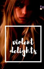 Violent Delights ➫ Young Justice by LlamaBatgirl27