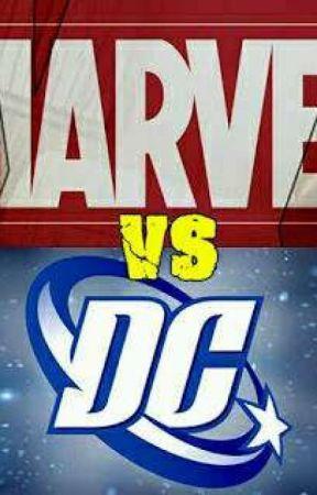 Marvel vs DC ¿Quien es mejor compañía? by Spider-man1999