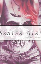 Skater Girl by notyouravarageteen