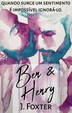 Ben & Henry by jfoxter91