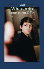 whatsapp (Christopher tu Y Cnco)Cancelada by julisbadbaby98
