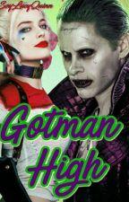 Gotham High by SoyLucyQuinn