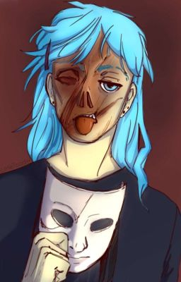 sally sal larry face wattpad sallyface chapter does reader yaoi smut stories story mask cover fanfic fisher without fanart he
