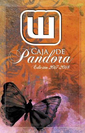 Caja de Pandora 2017-2018 by Embajadores