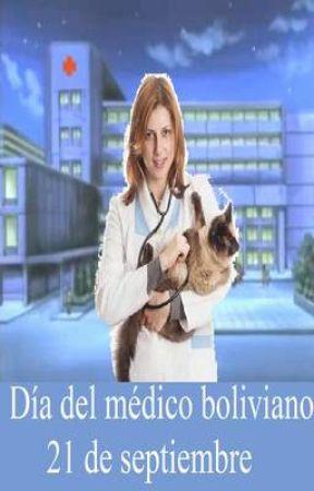 Día del médico boliviano 21 de septiembre by Captainleon