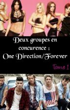 Tone 1 :Deux groupes en concurrence : One Direction / Forever by neymar-11-10