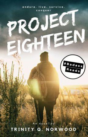 Project Eighteen by TrinityNorwood