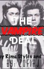 The Vampires Deal by Zime_Time