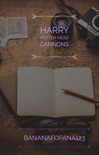 Harry Potter Head Cannons by BananaFoFana123